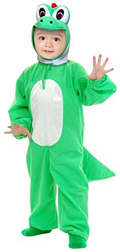 Yoshimoto the Green Dino Toddler Costume - (Yoshi Costume Toddler)
