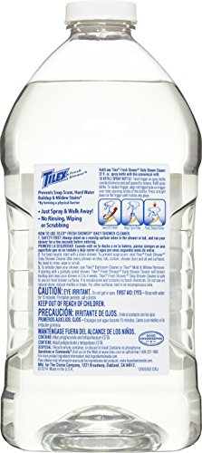 Tilex Daily Shower Cleaner Refill Bottle 64 Ounces