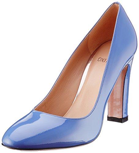 Oxitaly Rosalia 100, Escarpins Femme Blau (Fly)