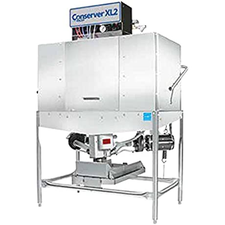 Jackson Conserver XL2 Straight Thru Operation Dishwasher