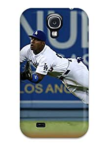 los angeles dodgers MLB Sports & Colleges best Samsung Galaxy S4 cases 1731433K751029073