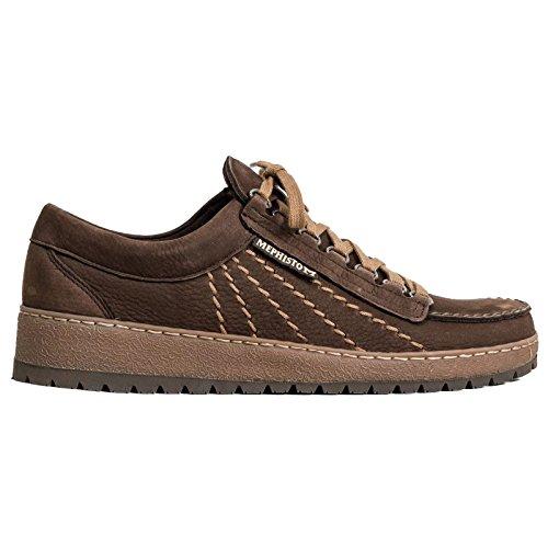 Rainbow Shoes Mens Nubuck Mephisto Brown Sxqp7X5w