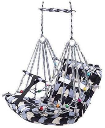 Cotton Swing Julha for Kid's & Baby – 0 to 5 Year with Safety Belt