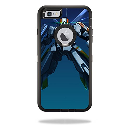 MightySkins Skin Compatible with OtterBox Defender iPhone 6 Plus/6s - Cyclops | Protective, Durable, and Unique Vinyl Decal wrap Cover | Easy to Apply, Remove, and Change Styles | Made in The USA