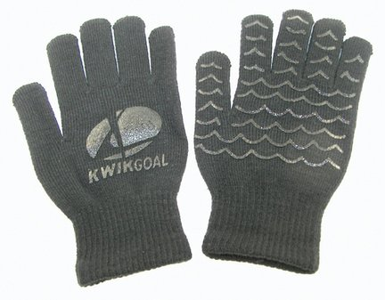 Soccer Player Gloves (Small) - 1 (Olympia Kids Football)