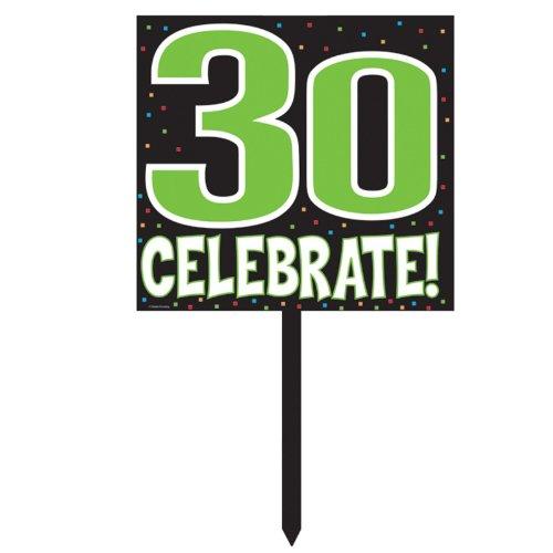 (Creative Converting Plastic Celebrate, 14 Inches, 30 Yard)