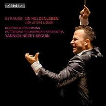 Strauss : Ein Heldenleben / Vier letzte Lieder