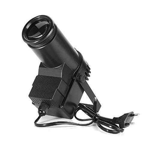 Luz de Escenario LED portátil RGBW Pinspot Haz de luz ...