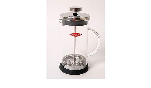 Oroley - Recambio Cafetera Émbolo Spezia Recipiente de Vidrio, 6 ...