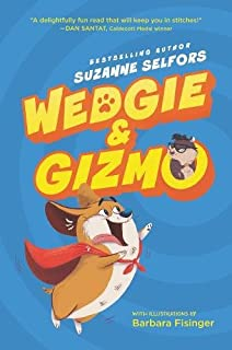 Book Cover: Wedgie & Gizmo