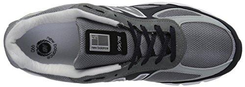 New Balance Men's 990V4 Running Shoe Grey sale wiki real sale online shop for ZJ4qL