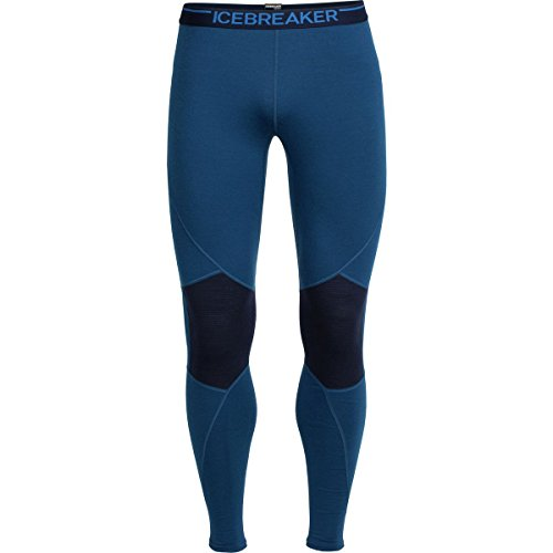 Icebreaker Merino Zone Heavyweight Base Layer Leggings, New Zealand Merino Wool