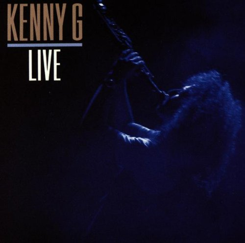 Kenny G : Live by Arista