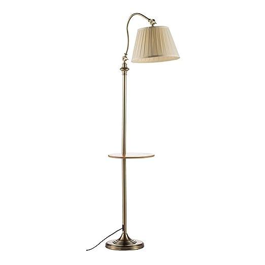 Lámparas Modernas de Pie Lámpara de mesa vertical del sofá de la ...