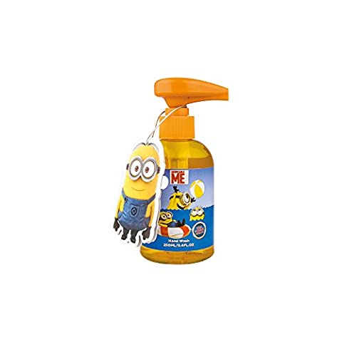 Minions Giggling Hand Wash Talking for Kids Fun with Sound 250ml / 8.4 fl oz Despicable ME