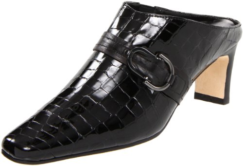 VANELi Women's Hestera Pump,Black,8 M US (Vaneli Leather Mules)