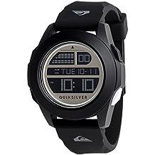 quiksilver watch mini drobe black