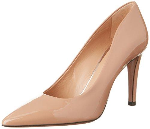 Oxitaly Sissi 200, Zapatos de Tacón, Mujer Beige (Malva)