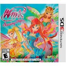 Winx Saving Alfea - 3DS
