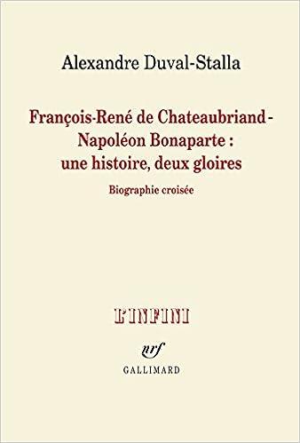 Napoléon François Chateaubriand René De Bonaparte QxtdhrCs