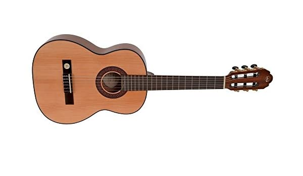 Gewa Guitarra Clásica Pro Arte GC50A, 1/2 Tamaño, Made in Europa ...
