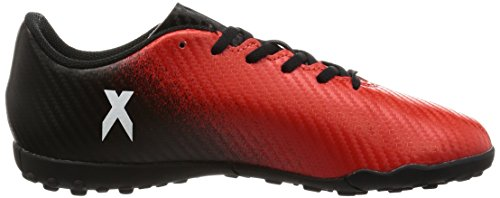Adidas Performance X16.4 Tf rouge, chaussures de football