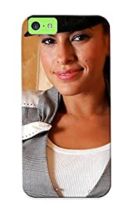 New OSJLUfb2234iXITV Eva Mendes (201) Tpu Cover Case For Iphone 5c