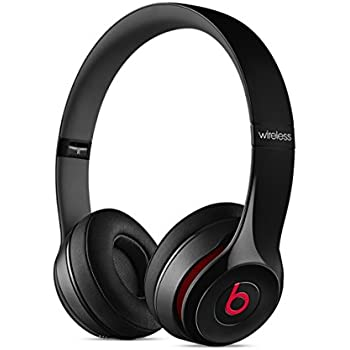 Beats Solo2 Wireless On-Ear Headphone - Black (Old Model)