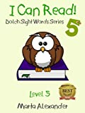 SIGHT WORDS: I Can Read 5 (100 Flash Cards) (DOLCH SIGHT WORDS SERIES, Part 5)