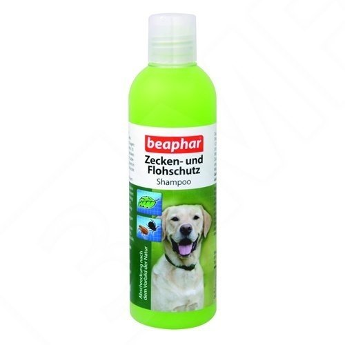 Beaphar - Zecken- und Flohschutz Shampoo - 250 ml