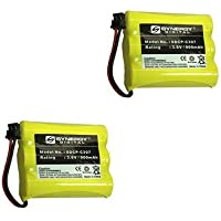 Sony SPP-933 Cordless Phone Battery Combo-Pack Includes: 2 x SDCP-C307 Batteries