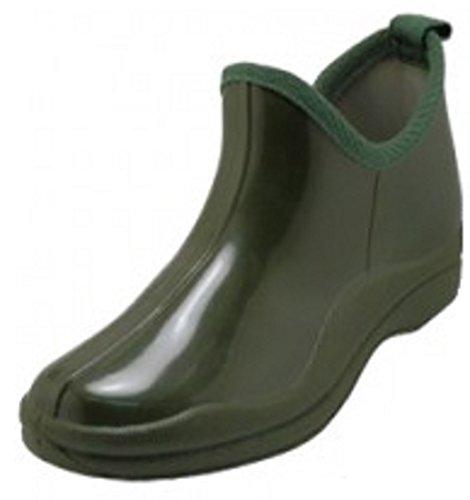 8 amp; Prints Boots Short Olive Shoes8teen Womens sh18es Rain Solids 1118 w4R8fx1n