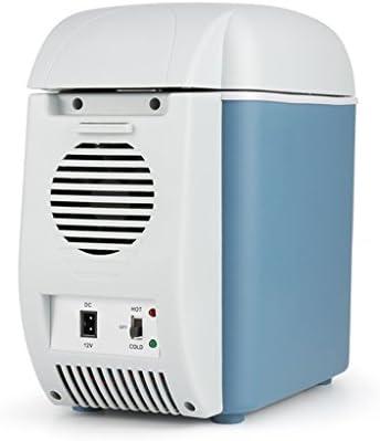 12V 7.5Lオートカー冷蔵庫|ミニトラベル冷蔵庫クーラーボックス多機能クーラーフリーザーウォーマー