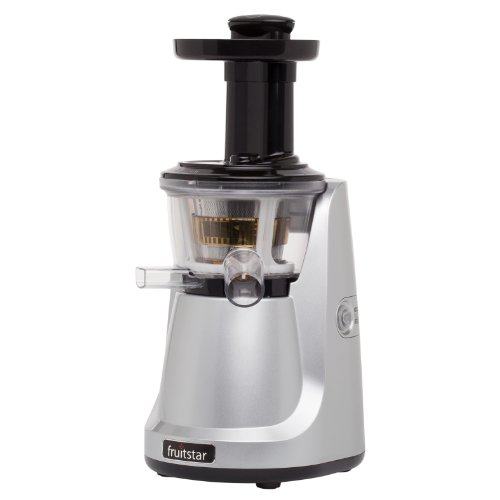 Slow Juicer For Greens : Fruitstar (Fs-610-b) vertical Slow Masticating Juicer for - Import It All