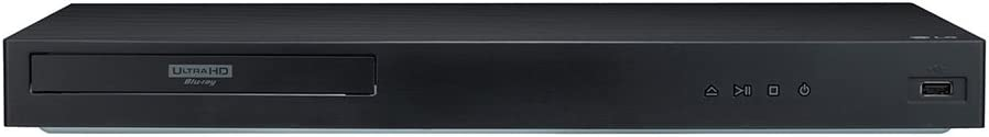 LG UBK90 4K Ultra-HD Blu-ray Player with Dolby Vision (2018)