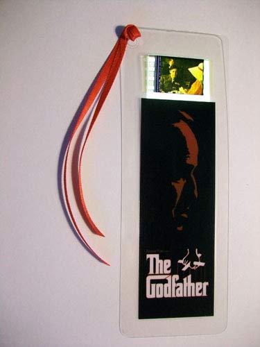 THE GODFATHER Rare Movie Memorabilia Film Cell Bookmark