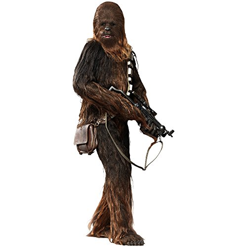 Hot Toys SS902267 1:6 Scale Chewbacca Star Wars Episode 4 A New Hope Movie Masterpiece Series Figure