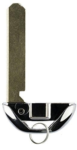 - KeylessOption Prox Smart Key Fob Remote Keyless Entry Emergency Insert Uncut Blade Blank For Honda