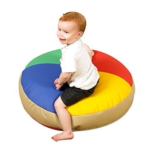 Children's Factory 30'' Pouf Pillow Polyurethane by Children's Factory