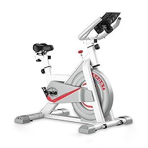 41kH1UKo8OL. SS300 Allenamento Spin Bike Professionale Cyclette Aerobico Home Trainer, Bici Da Fitness, Volano Inerziale, Regolazione Della Velocità Infinitamente Variabile, Staffa Multifunzionale, Bicicletta Ergon