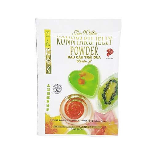 5 PACKS Konnyaku Crystal Jelly Powder - from JIM WILLIE SINGAPORE