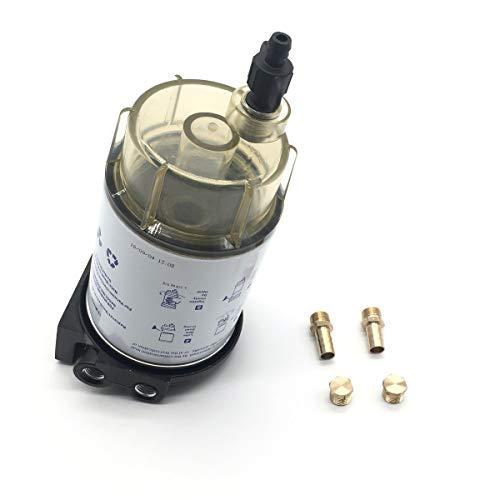 Replacement S3213 18-7932-1 18-7932 Fuel Water Separator Filter Kit ()