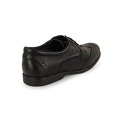 Wisconsin Zapato Vestir Cordon Vega Negro