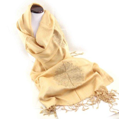 Les Trésors De Lily [J8851] - Etole 'Vahiné' camel