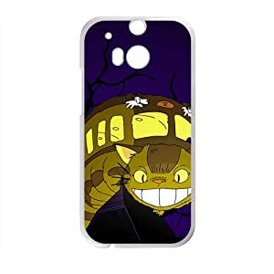 My Neighbor Totoro Cool Bus White HTC M8 case