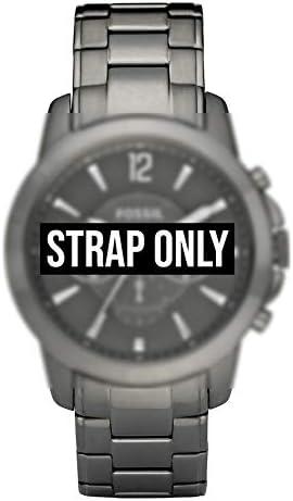 Fossil FS4584-STRAP Mens Grant Strap