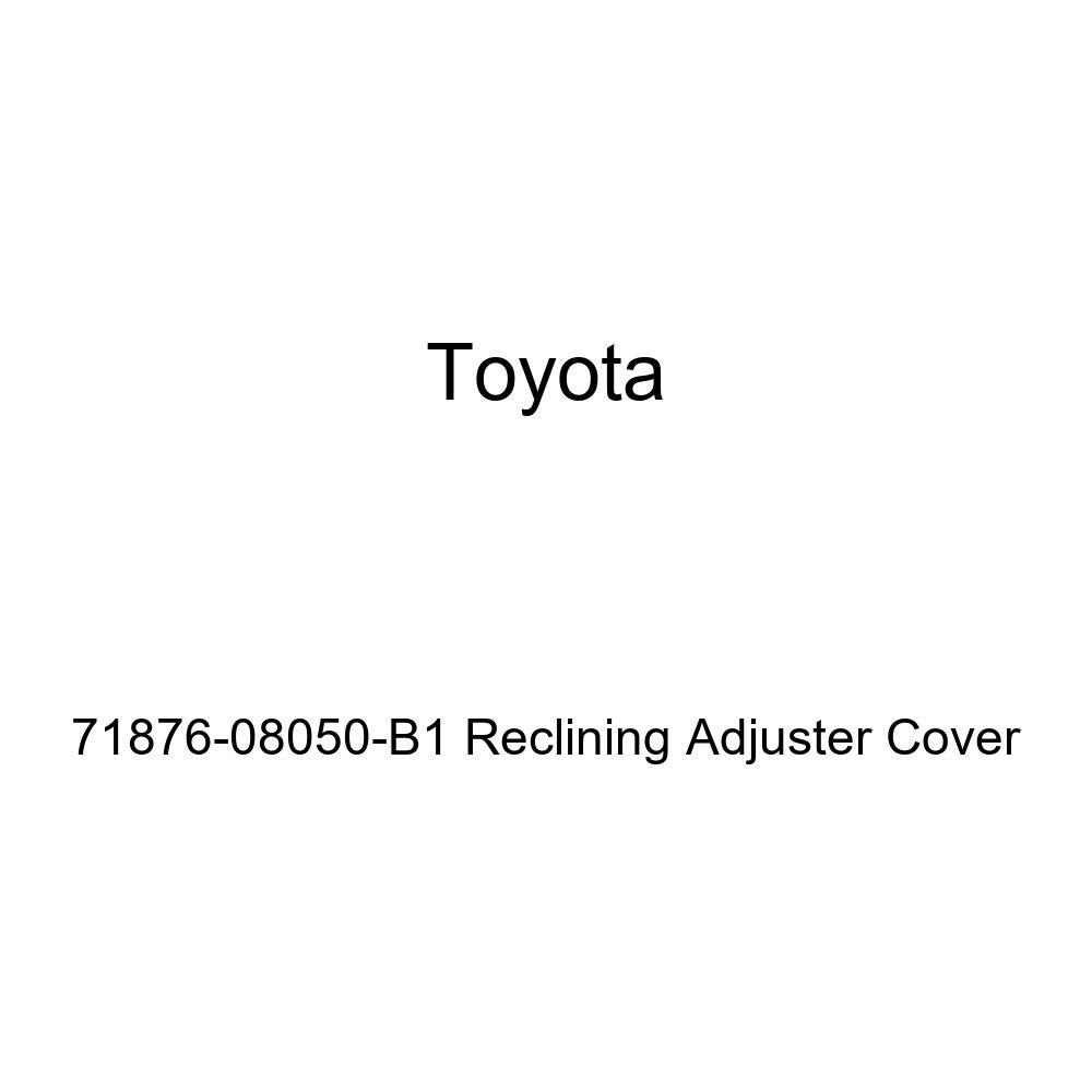 TOYOTA Genuine 71876-08050-B1 Reclining Adjuster Cover