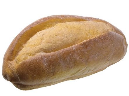 (Artificial French Bread Loaf 8.5 Inches Long x 4.5 Inches Wide, Baguette)