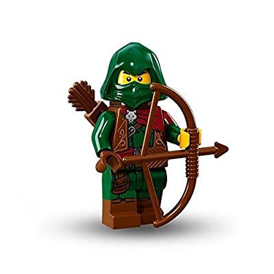 LEGO Series 16 Collectible Minifigures - Rogue Archer (71013): Toys & Games