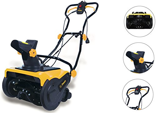 20 electric snow blower - 5